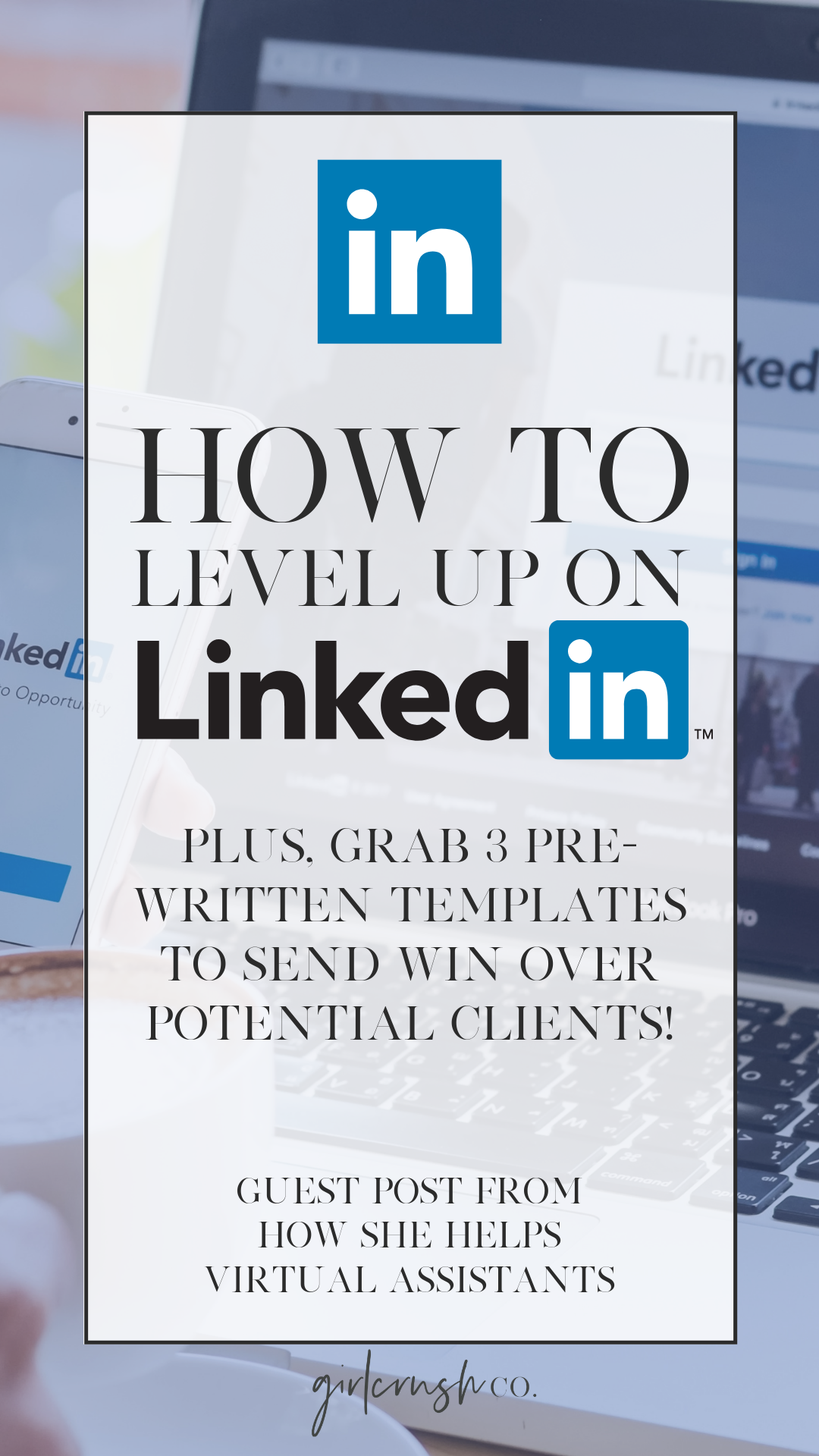 level up on linked in