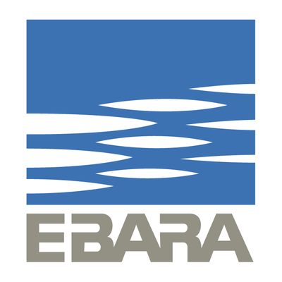 Ebara  Comprehensive line of corrosion resistant formed stainless steel and cast iron pumps that include end-suction centrifugal, multistage, and submersible sump, effluent, and sewage pumps.