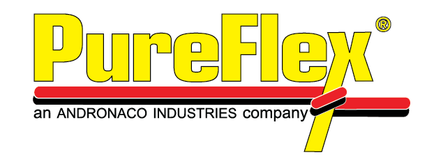 Pureflex  Fluoropolymer and composite products designed specifically for the ultra pure, pharmaceutical and chemical industries. Hoses, fittings, valves and tubing.