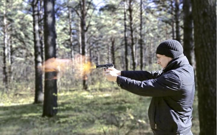 Active Threat Gun Carrying