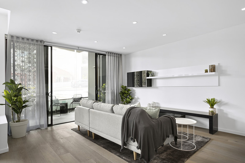 TWO BEDROOM - These spacious two bedroom apartments are great for entertaining. They suit a range of needs and are perfect for singles, couples, young families or down-sizers. In such a popular and well serviced locale, they are also perfectly suited to investors.