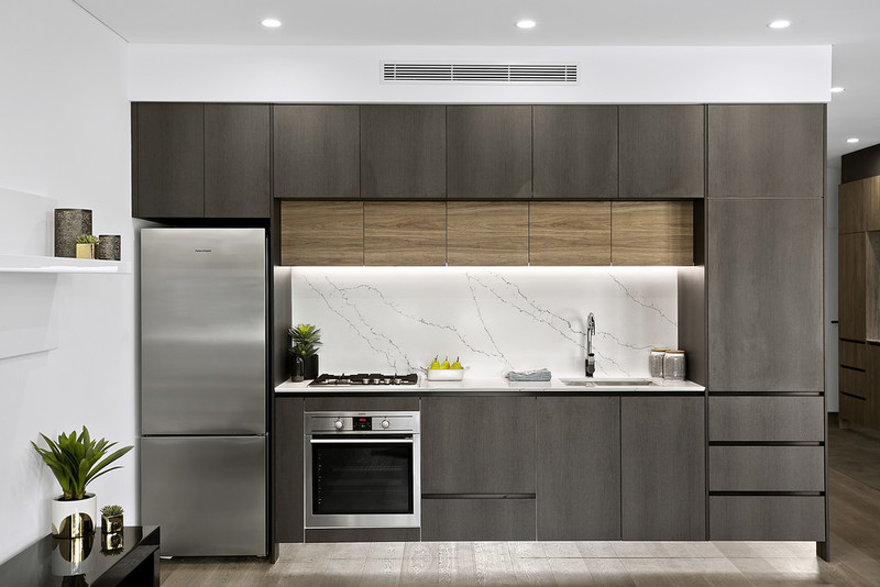 STUDIO APARTMENT - The studio apartments at Nea Zoi are ideally suited to young singles or couples or an ideal investment opportunity in a popular pocket of Sydney's Inner West.