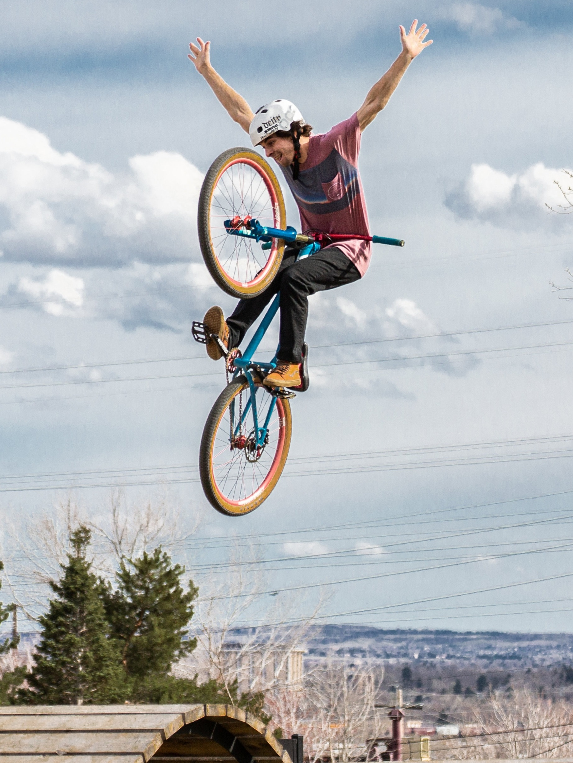 Ruby Hill Bike Park Photo: Leland Schmidt