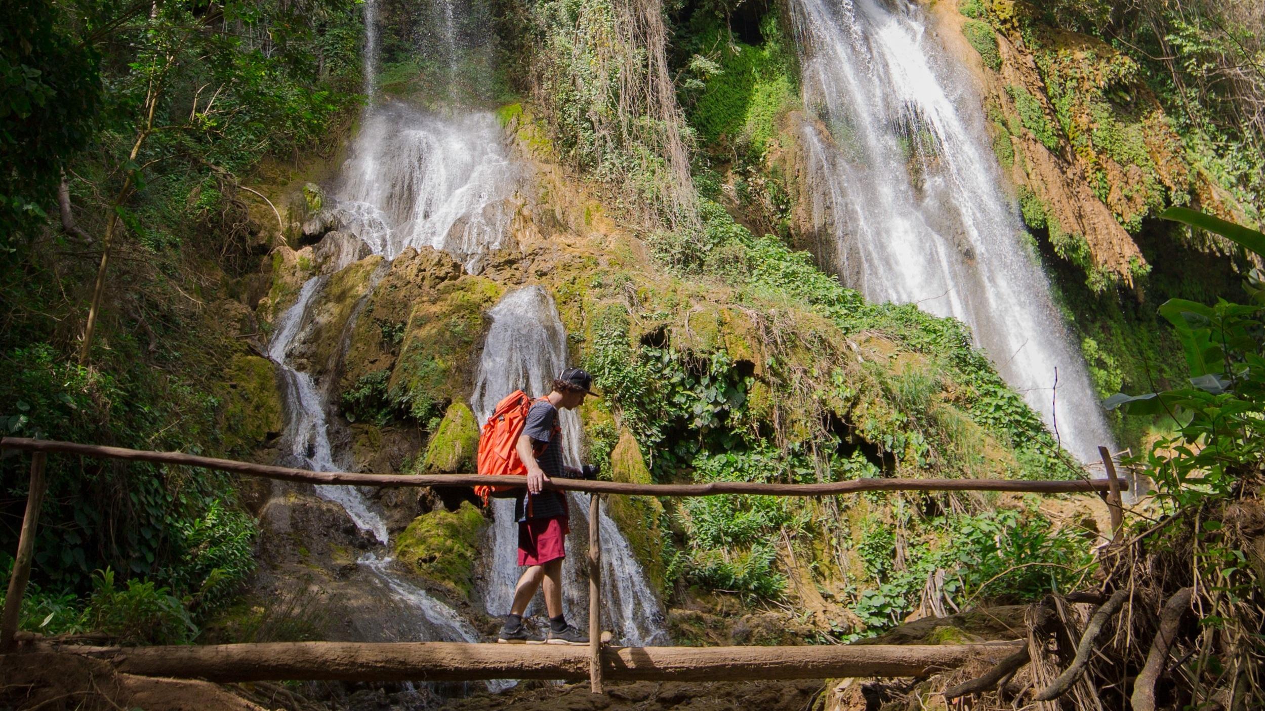 Topes De Collantes Cuba Photo: Leland Schmidt