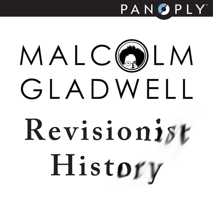 Revisionist History Cover Art