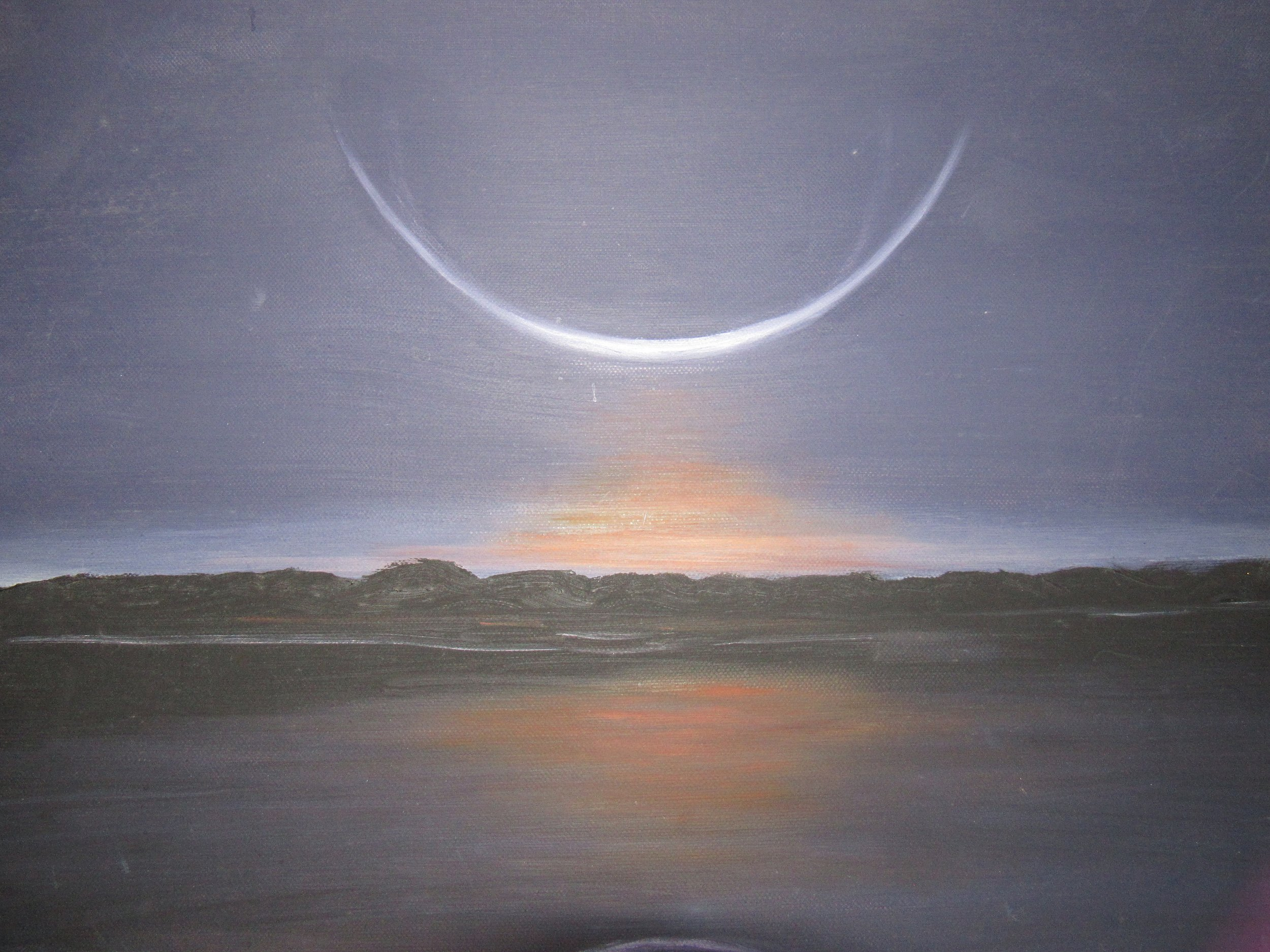 """Chaand — Moon"""
