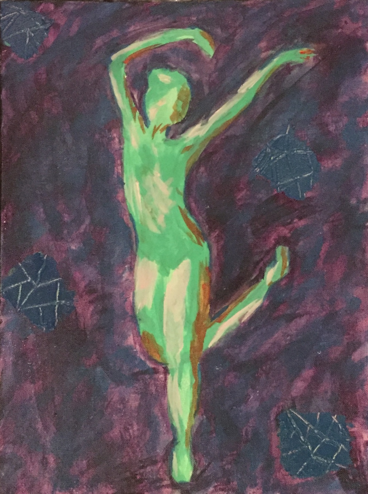"""Dancer"" — Bella Wayans"