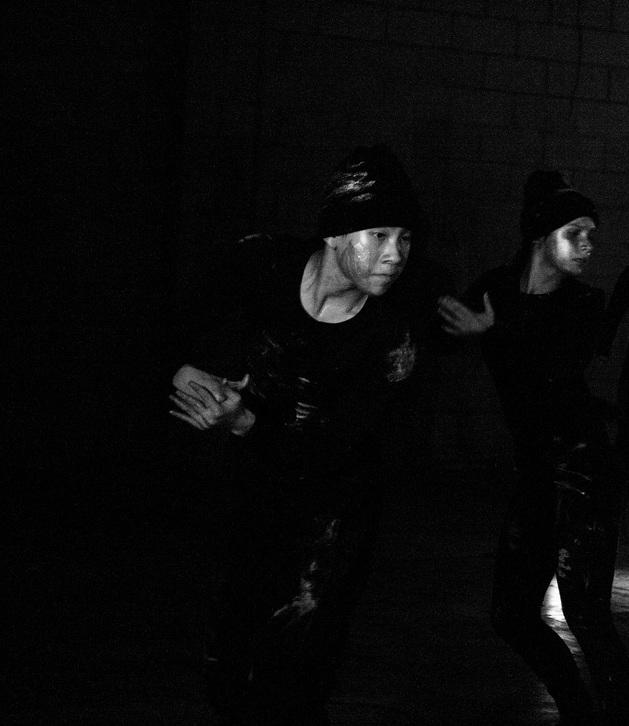 """Dance"" — Audrey Bresler"