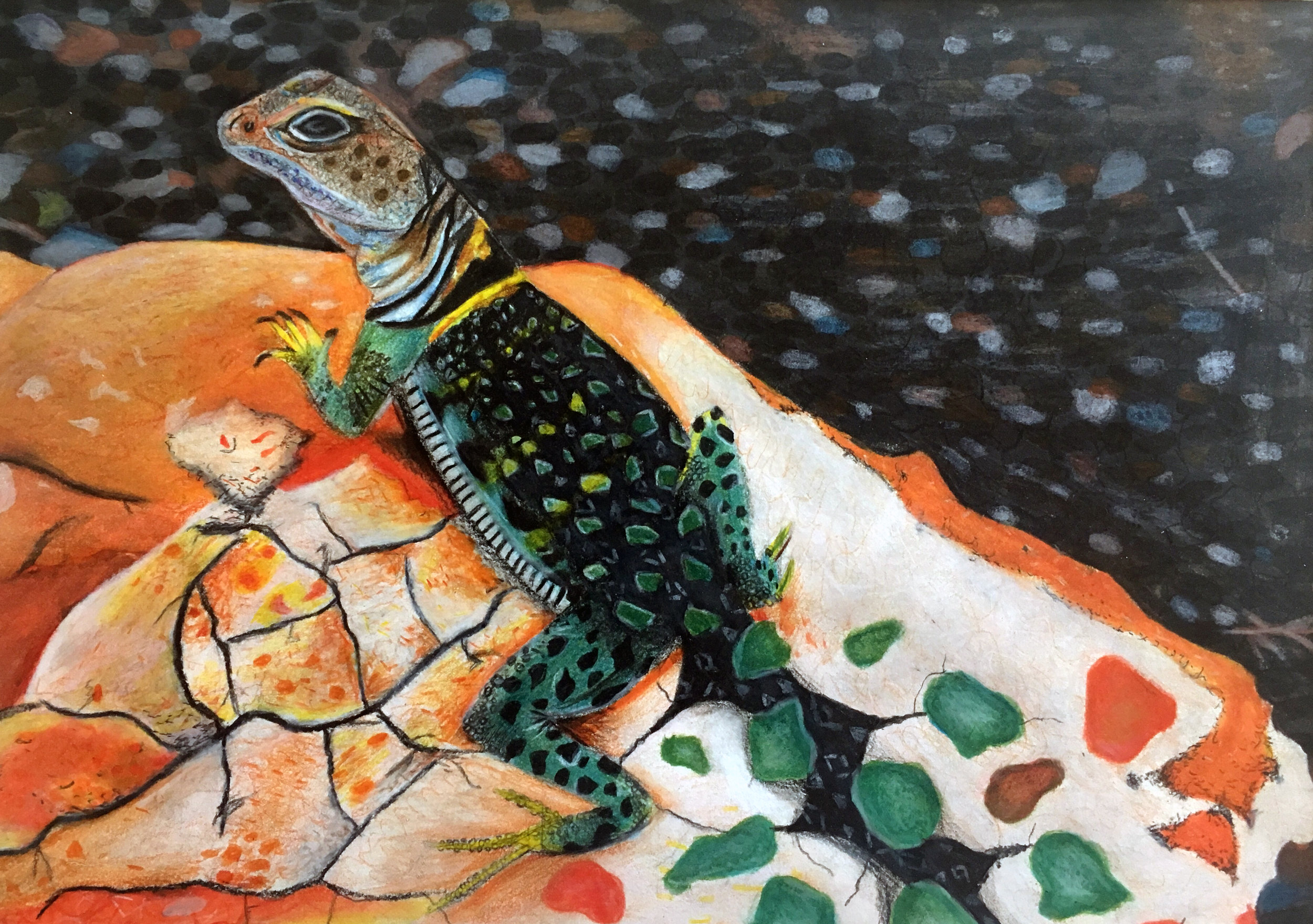 """Lizard"" - Kallie Stevens"