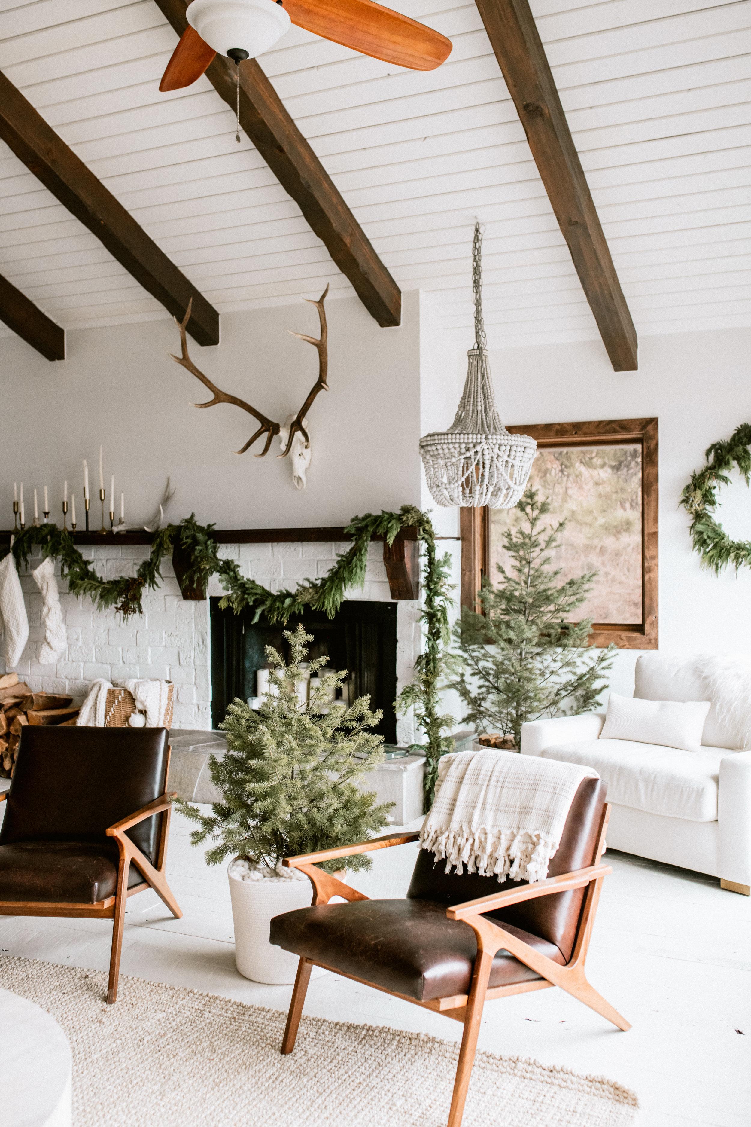 nordic christmas decor