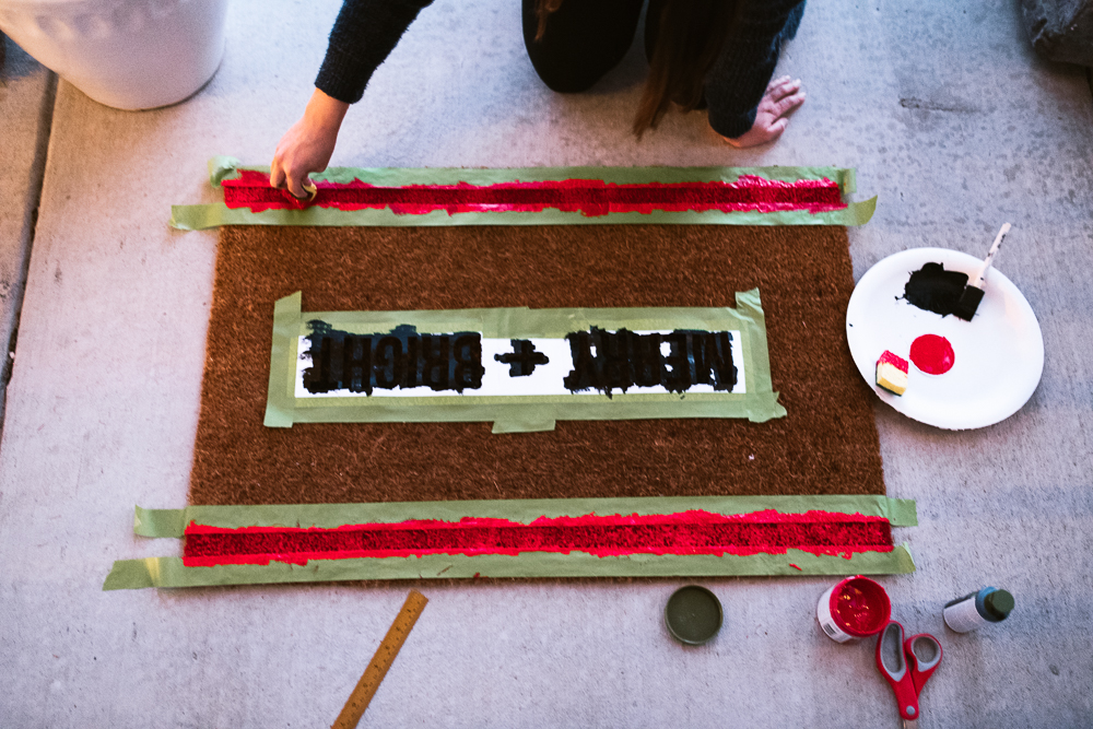 mcgee-and-co-christmas-doormat-diy
