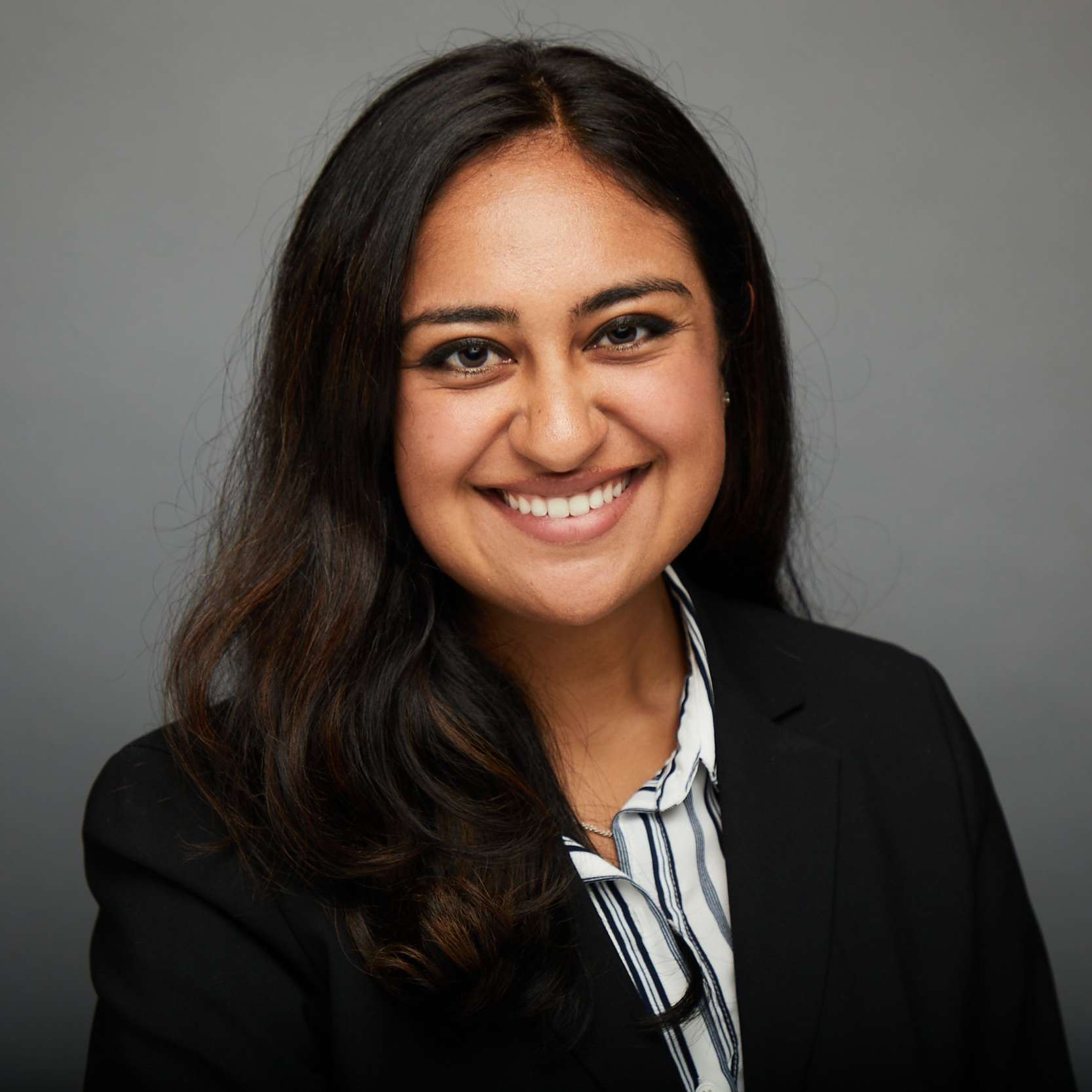 Safeena Mecklai  is a current second-year student at the  New York University School of Law . Prior to starting at NYU Law, Safeena worked as a lobbyist and strategic consultant with the top government relations firm in New York City. As the founder and head of Capalino+Company's Digital Strategy practice, Safeena co-founded the firm's flagship mobile application ,  MWBE Connect NY. Safeena is a graduate of the Coro Fellowship in Public Affairs, a post-graduate leadership training program in NYC, and the University of California, Berkeley.