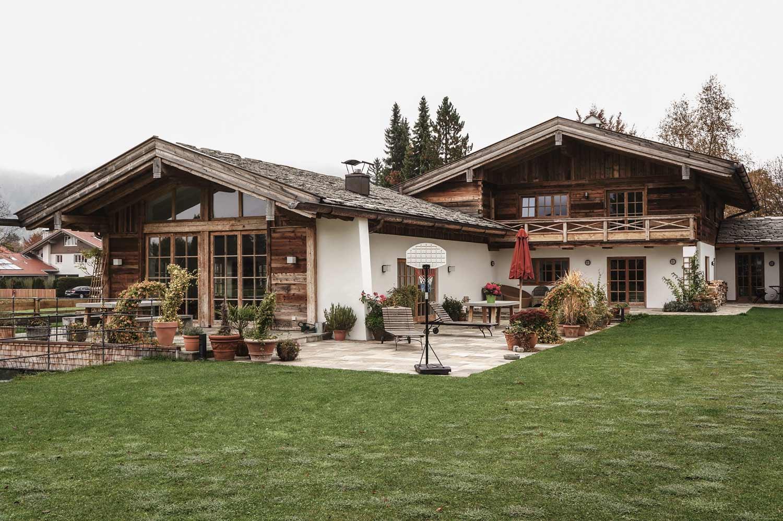 Landhausvilla - Sanierung - 2013   Rottach-Egern