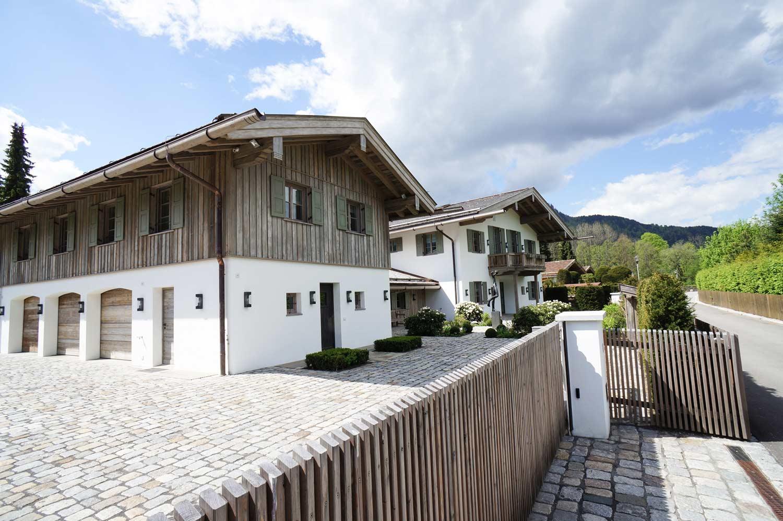 villa - neubau - 2011   Rottach-Egern