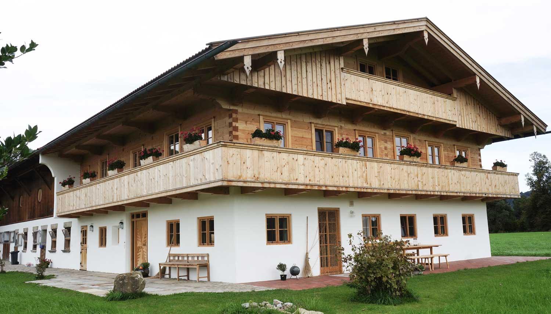 bauernhof wohnhaus neubau - 2013   Warngau