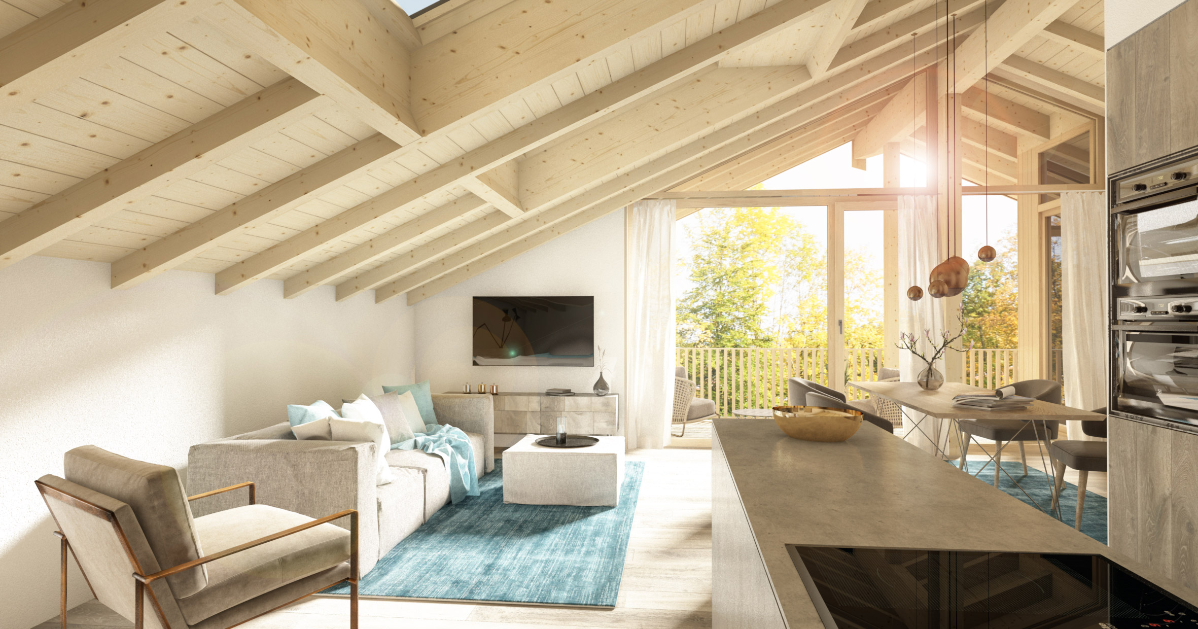 zimmerei-stoib-holzbau-schlüsselfertig-visualisierung-wohnzimmer-dachstuhl-dachgeschoss-wall-loggia-architektur-innenausbau-warngau-tegernsee-mehrfamilienhaus.jpg