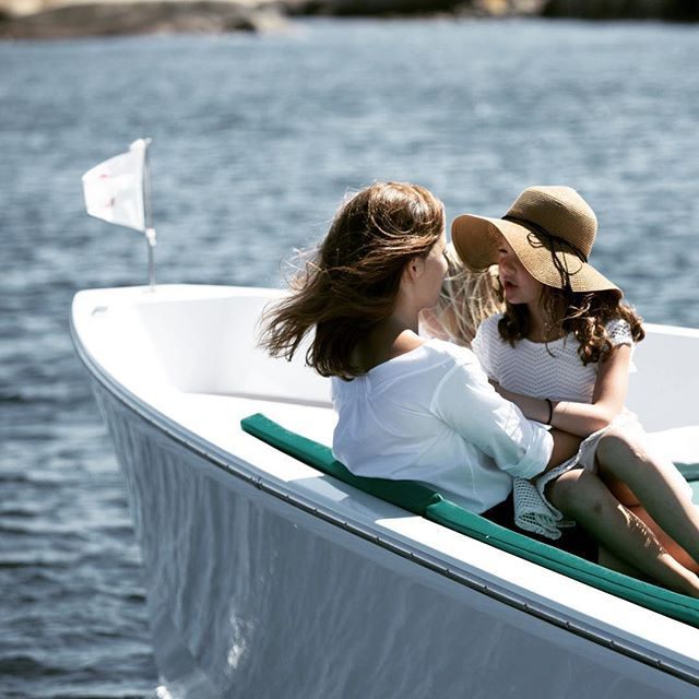 Quality time out on the MONO 9 Tender