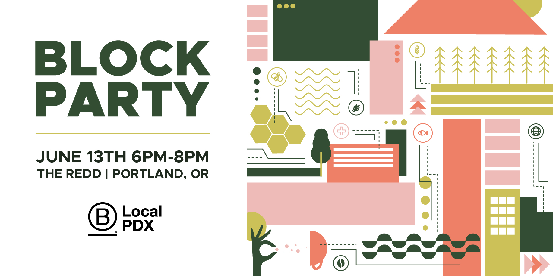 B Corp Block Party - June 13, 2019