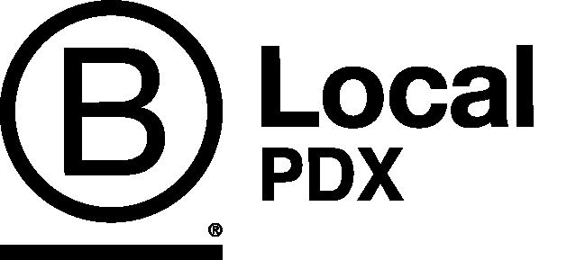 B Local PDX Logo