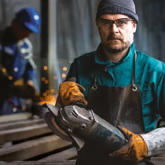 Solid kvalitet - Det stilles høye kvalitetskrav til verktøy.Når du først skal gå til anskaffelse av verktøy så vil du helst at de skal ha god kvalitet og være enkle å bruke, men også at de skal tåle bruk og slitasje gjennom lang tid.