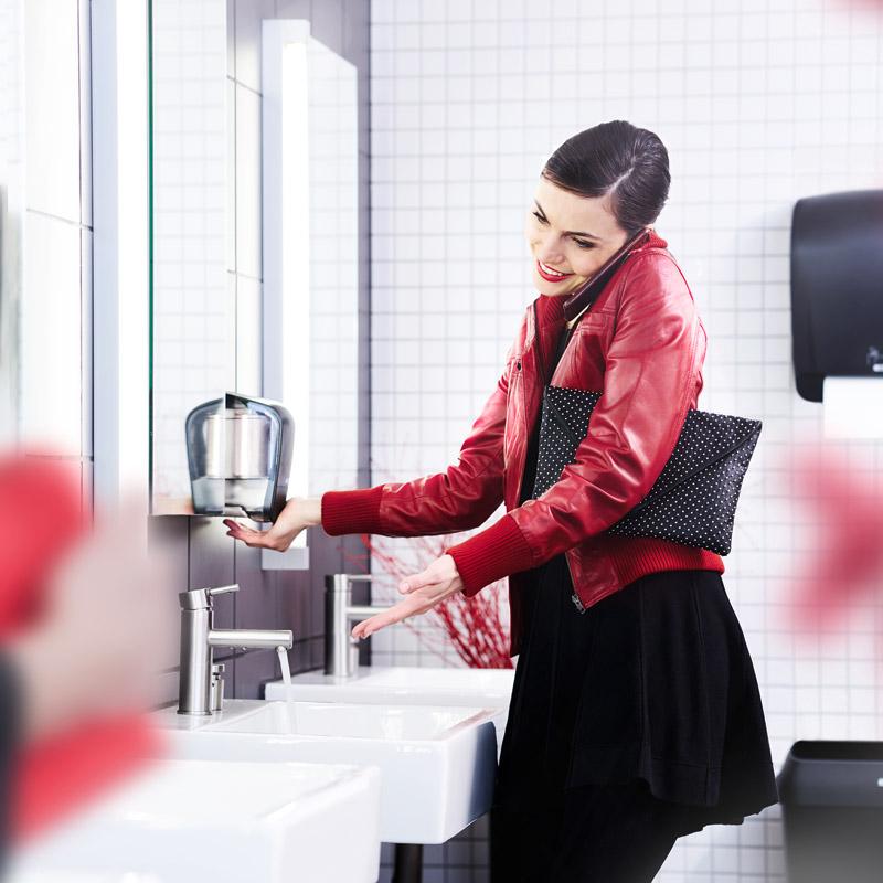 Ren trivsel - Godt renhold bidrar til å skape trivsel på arbeidsplassen for dine ansatte, og det er viktig for å forebygge og hindre smittespredning. Jevnlig utført renhold bidrar også til å ta vare på bygningsmasse og inventar.