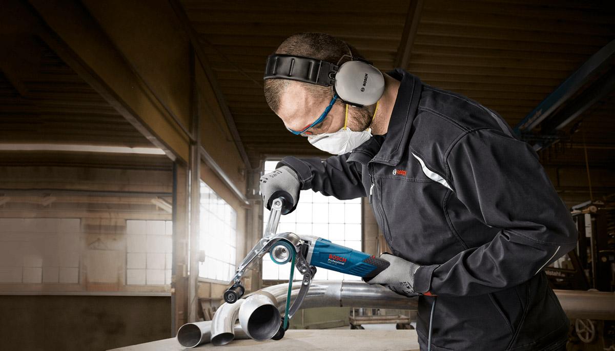 Bosch - Vi leverer utstyr fra Bosch, som er internasjonalt ledende med innovative løsninger og verktøy.