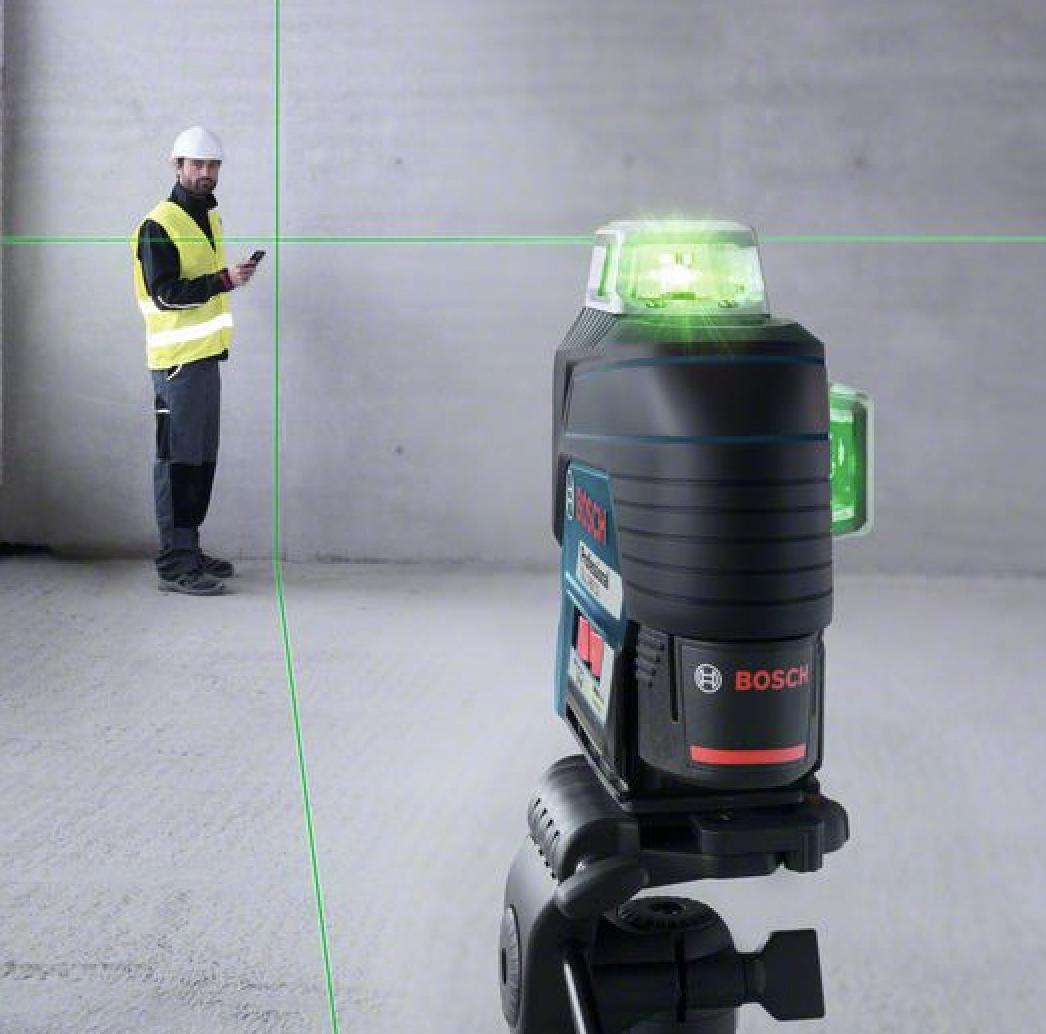 Måleteknikk - Nøyaktighet er viktig, og måleverktøy fra Bosch er svært nøyaktig og enkel i bruk. Uansett om det gjelder nivellering, måling av avstander, vinkler og helninger eller ved lokalisering av forskjellige materialer og ledninger.