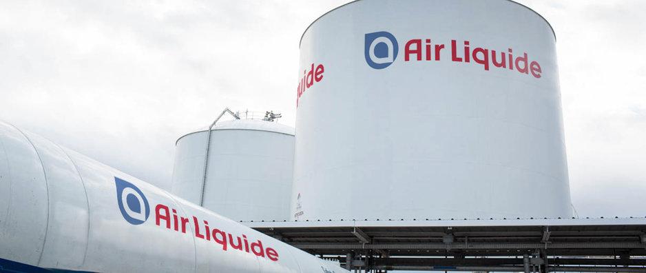 Air Liquide - Gasser, utstyr og tjenester for industrien i Norge.