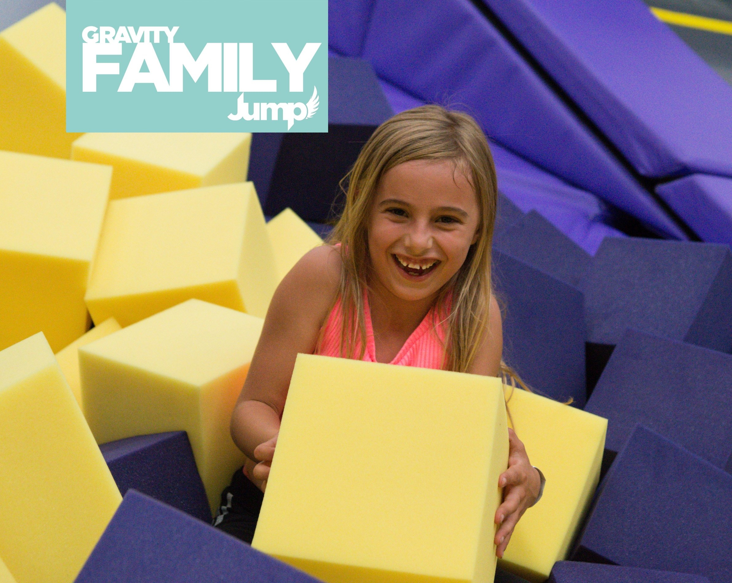 Family fun starts here! Get your whole crew down to our trampoline playground for some serious bouncing. Best suits children aged 8 and upwards.
