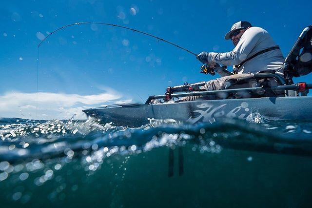 Hobie 360! Kommer senare i höst ⚡️😎 Vi längtar redan! ⚡️ #hobiefishing