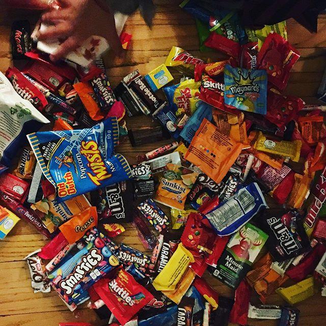 Happy Halloween! #candy #winnipeg #halloween