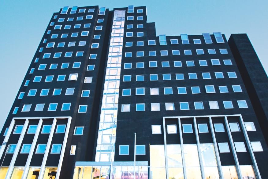 Wakeup Copenhagen, Carsten Niebuhrs Gade  Foto:    Wakeup Copenhagen
