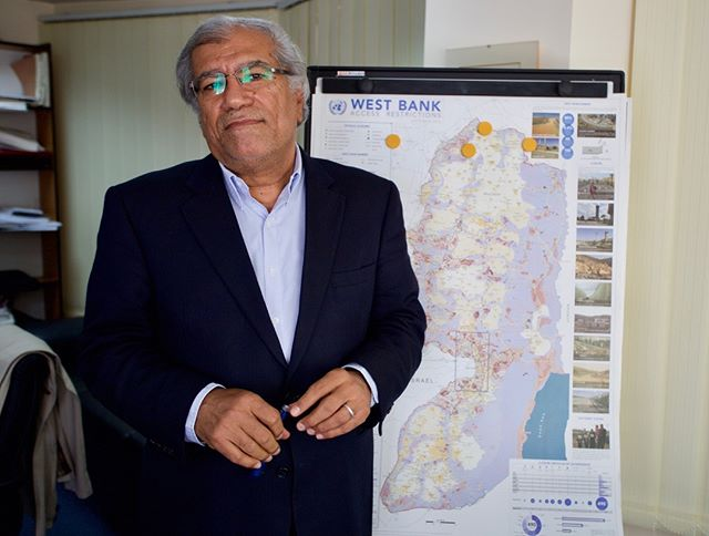 Episode 6 is live! Inside, we talk to Dr. Khalil Shikaki of the Palestinian Center for Policy and Research Studies in Ramallah. Since 1993, Dr. Shikaki and his colleagues have collected and analyzed the opinions of Palestinians in the West Bank and Gaza. Working alongside Israeli statisticians, they also compile the Joint Survey, a fascinating look into the minds, wishes, and feelings, of people on both sides of the Green Line.  Tune in for more! Link in bio.  #Israel #Palestine #Ramallah #israelpalestine #israelipalestinian #conflict #peace #negotiation #Gaza #WestBank #politics #maps #podcast #intractable #intractablepodcast