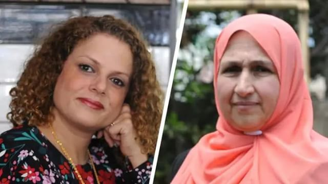In the Israeli-Arab town of Kafr Qara, two women campaign for mayor. In October, Victoria Zahalka-Medlij and Birveen Azab-Mahameed will compete with 10-15 other mayoral candidates in this Northern town in the Wadi Ara region. If either is elected, she will be the first female Arab mayor of an Israeli town or city. . Photo by Rami Shllush via @haaretz . #israel #palestine #intractablepodcast #intractable #israelipalestinianconflict #podcast #israeli #palestinian #conflict #research #womensempowerment #kafrqara #northernisrael #herstory #localpolitics #radio #instagram #politicalscience #political #history #competition