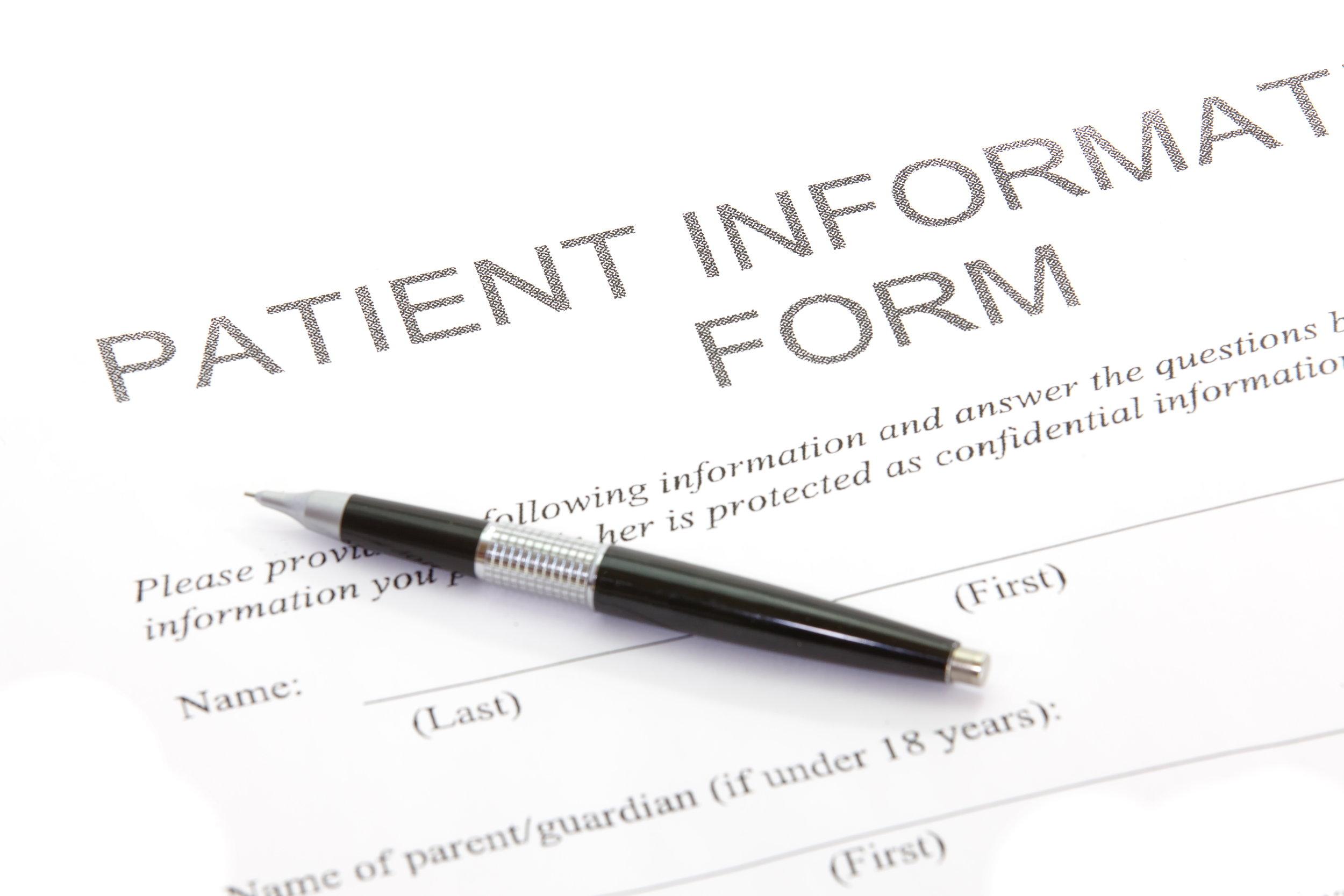 Patient Information -