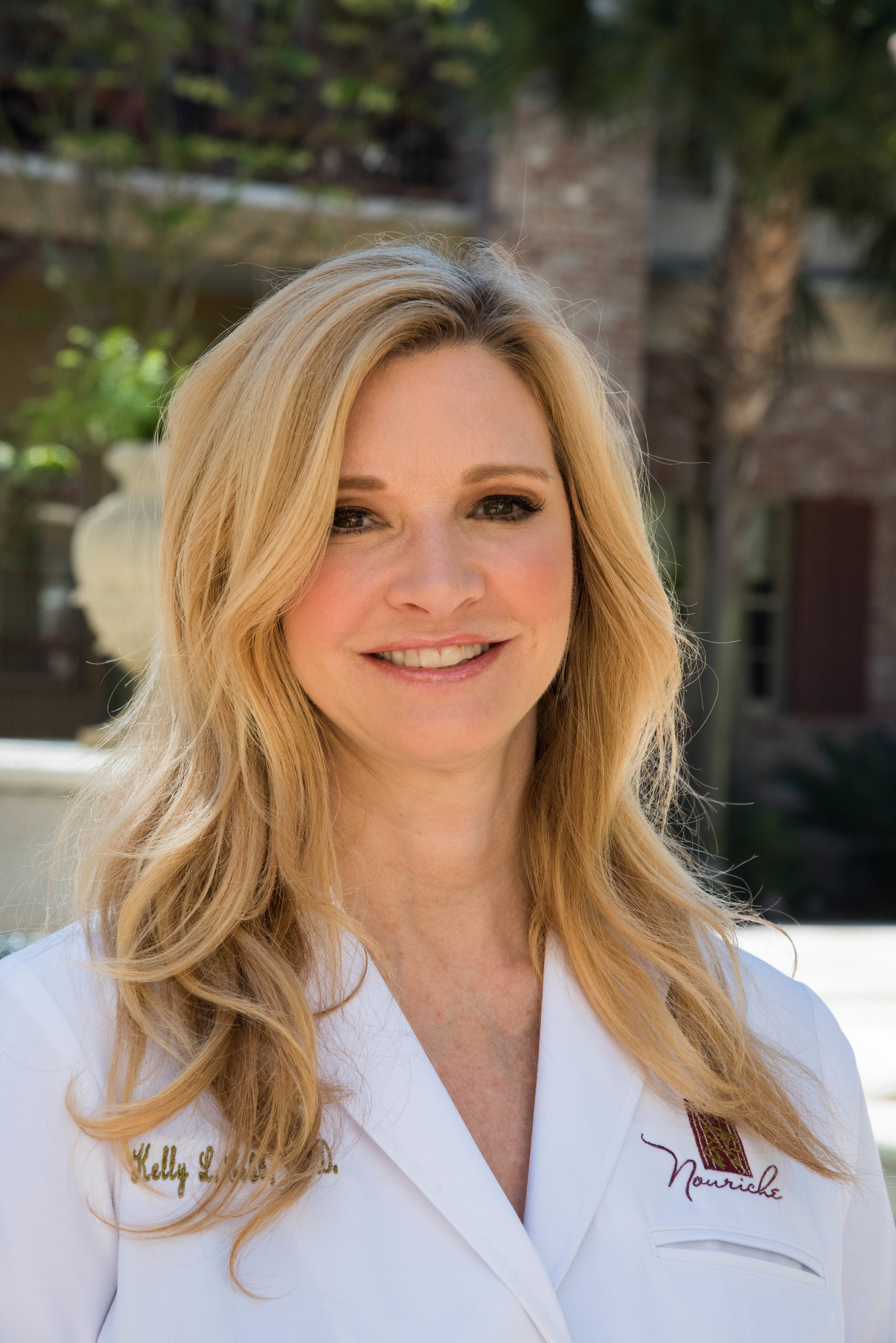 """""""Dr. Kelly Cobb developed the concept of Nouriche as a health center that can treat all the needs of her patient inside and out."""""""