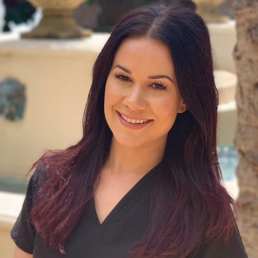 Samantha Reed - Aesthetician