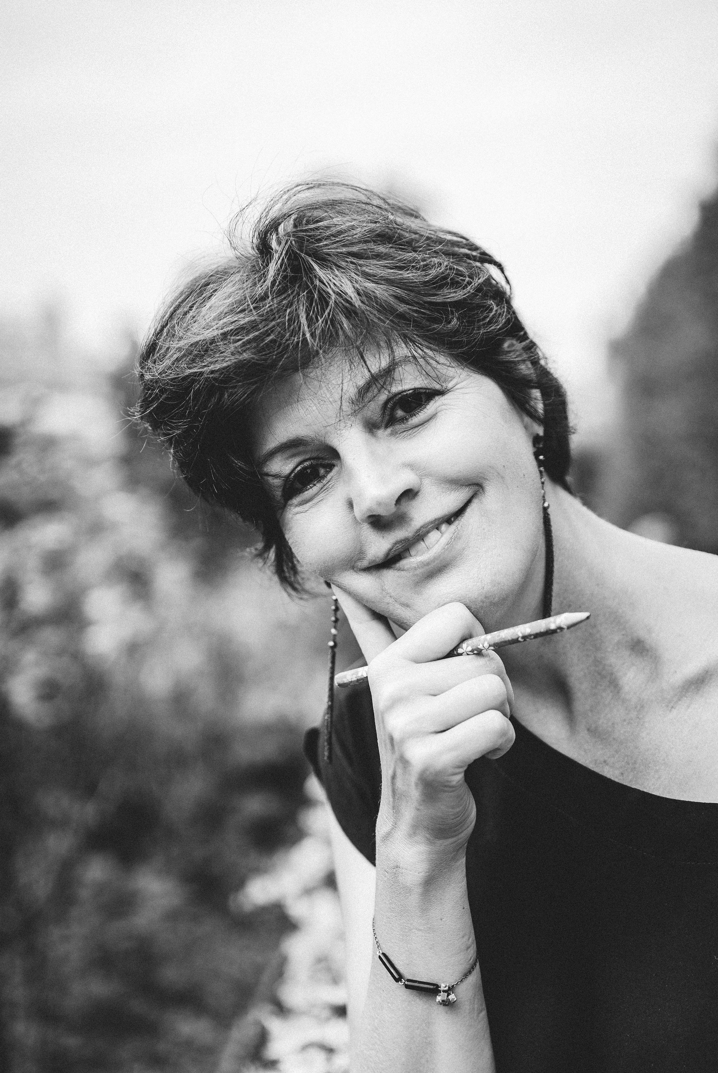 Isabelle Guibert par Camille Dillard