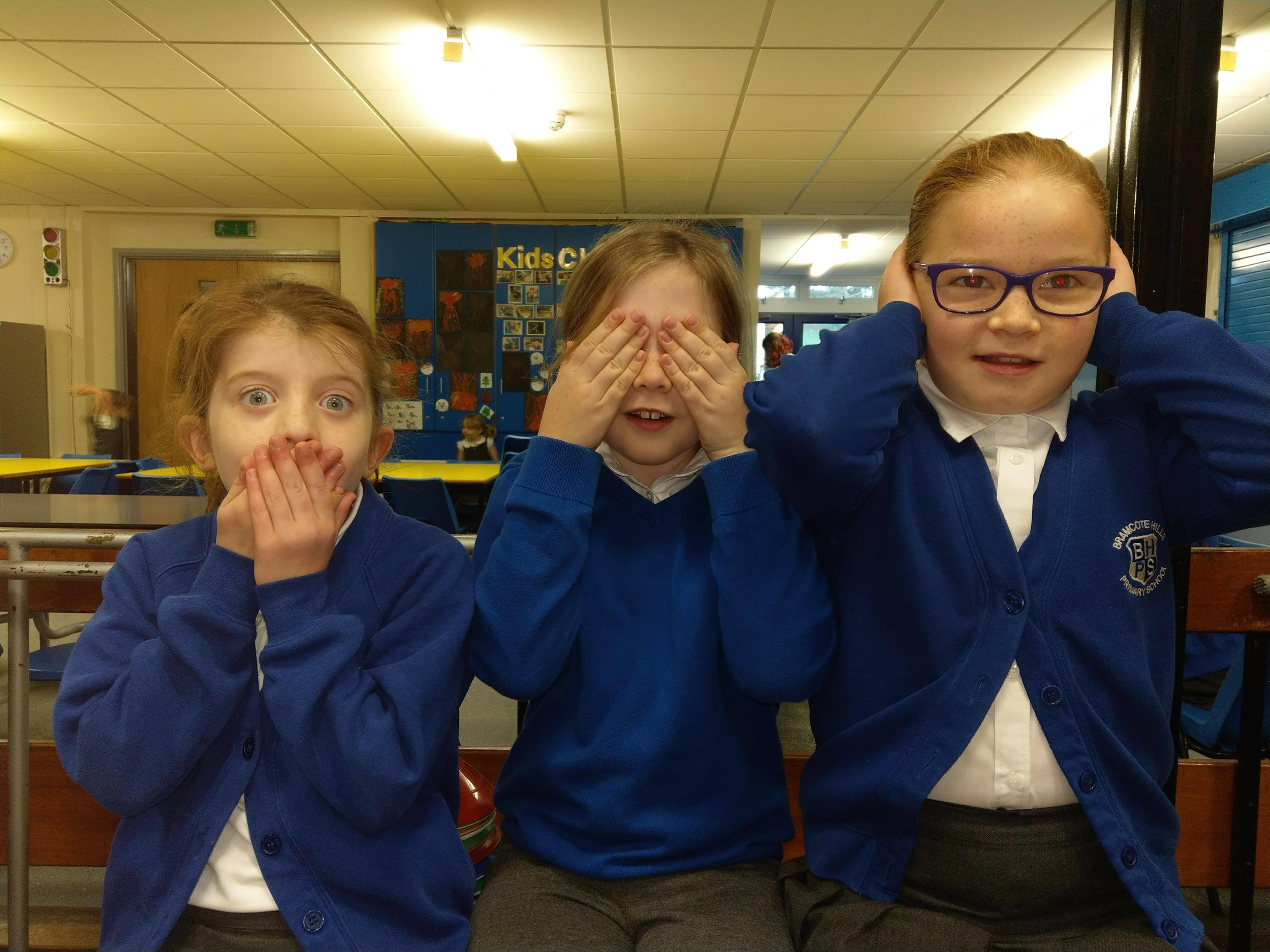 Three wise children