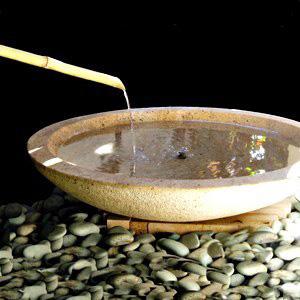 Bamboo Basin Fountain