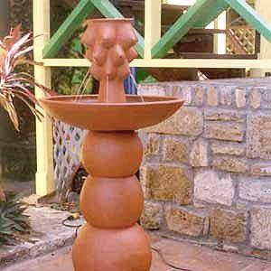 Fertility Fountain in Situ