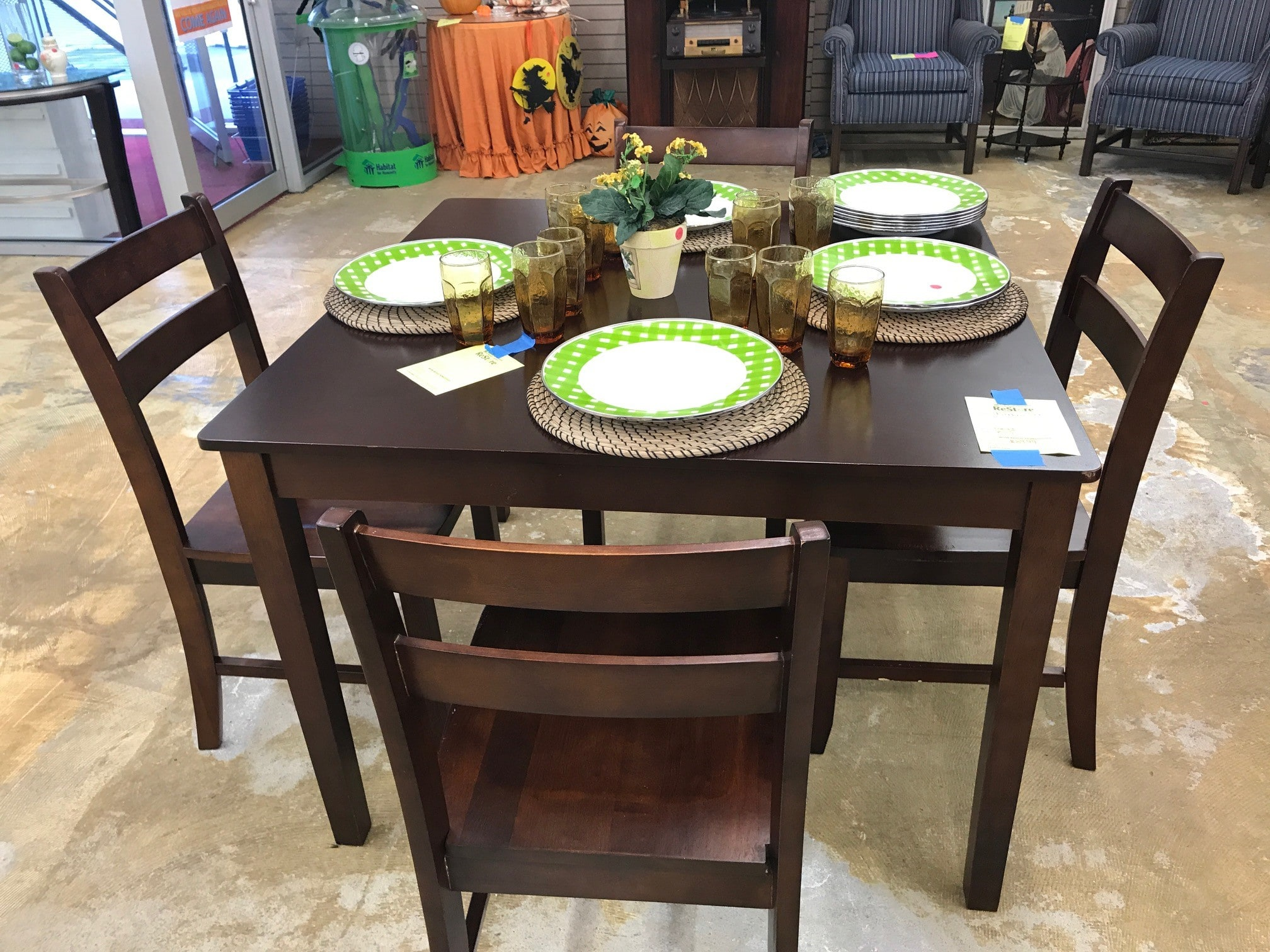 Habitat ReStore Bergen NJ - Dining Room Table (2)-min.jpg
