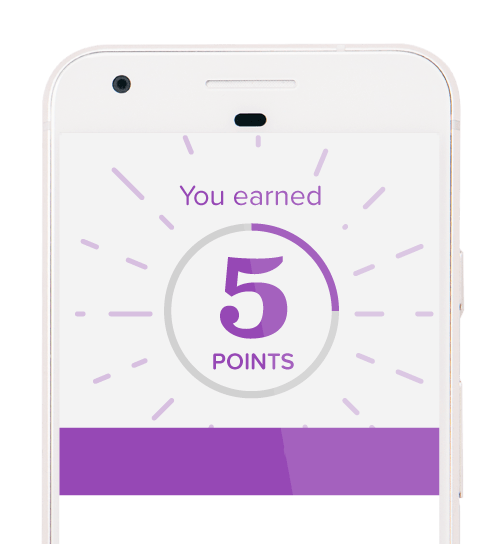 REDEMPTION POINT VALUE:  200 points earn $10 off a purchase
