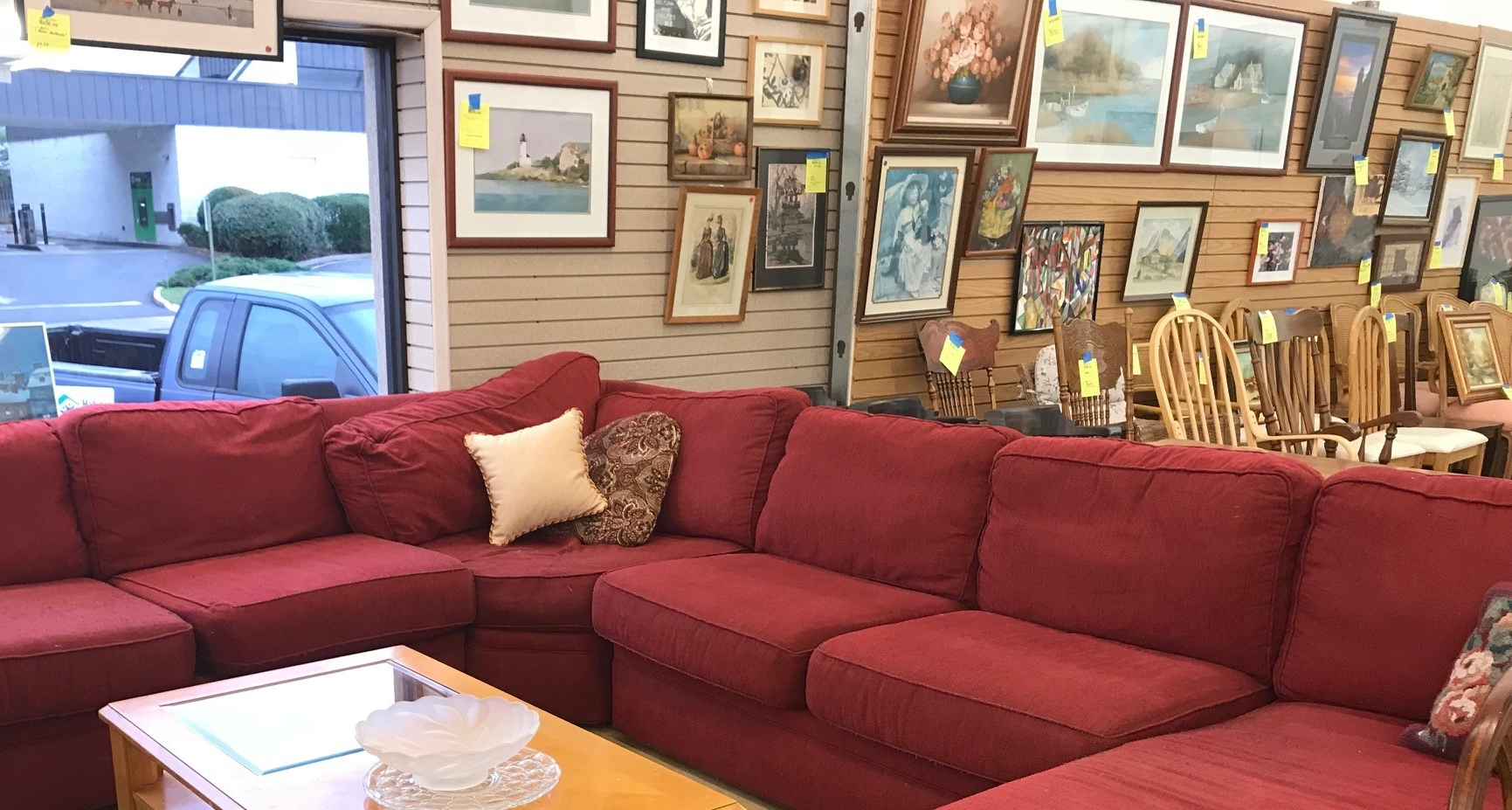 We have lots of sofas!    Check out our inventory       Gallery