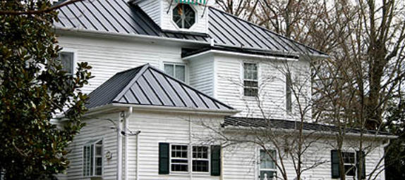 Metal Roofing Appearance