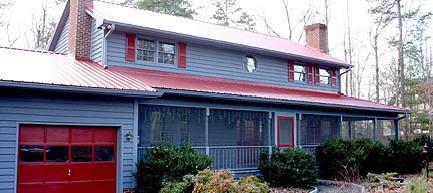 Howard Paris Metal Roof