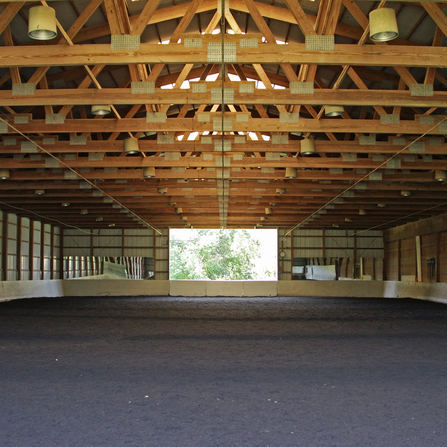 Facilities - A welcoming experience for your equine, indoors and outdoors.