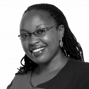 Hope Nankunda  is the Executive Director of Raising Teenagers Uganda and the Central Regional Coordinator of  Girls Not Brides Uganda . She is a teacher and counsellor by profession with over 12 years of experience working with students in schools.