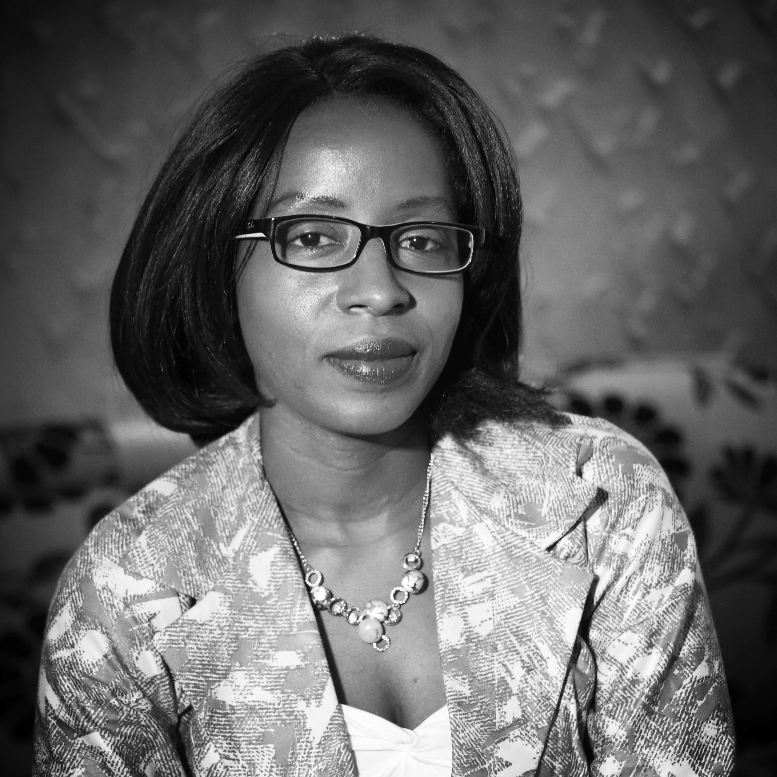 Anny Modi  is the Executive Director of Afia Mama.