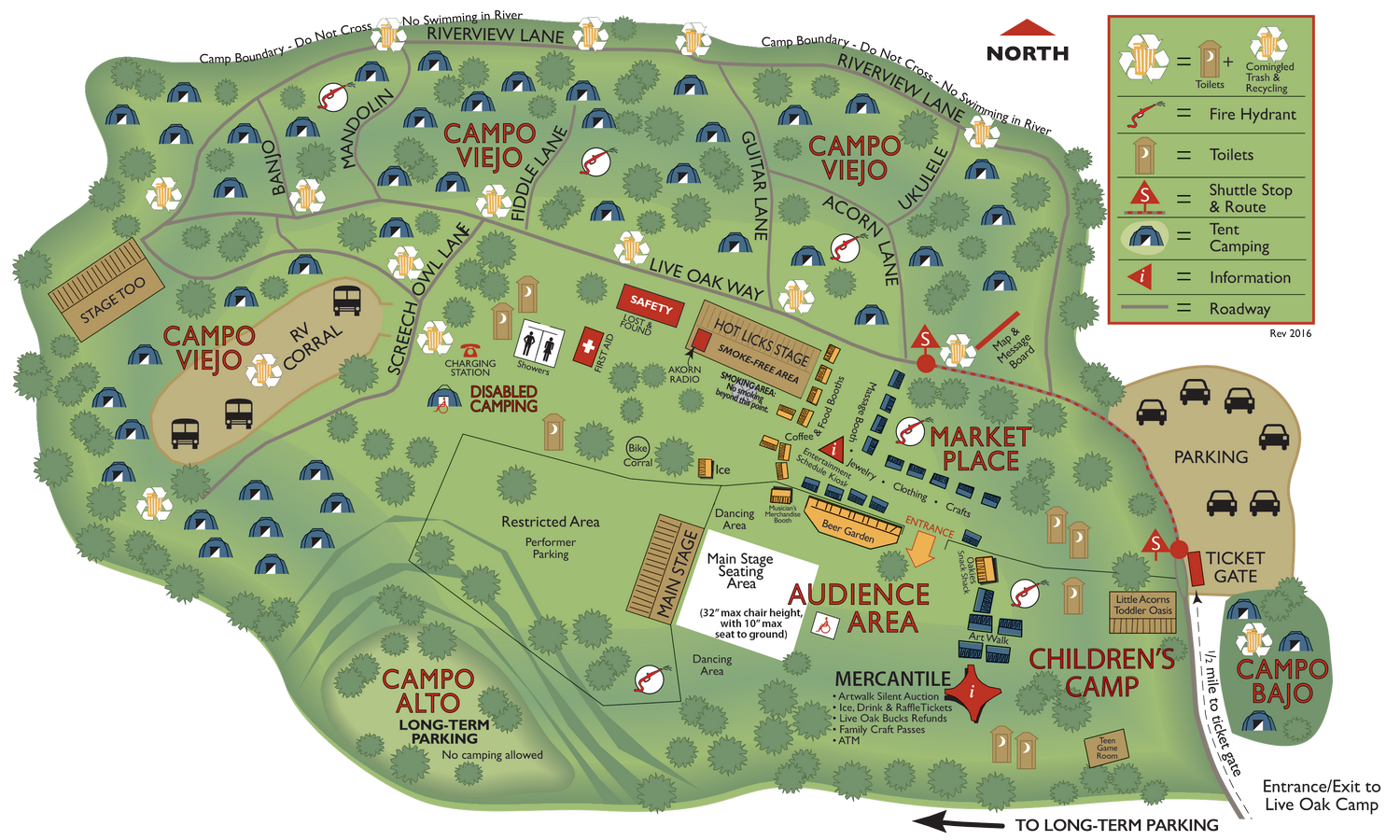 Campground Overview